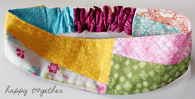 Lots of fabrics