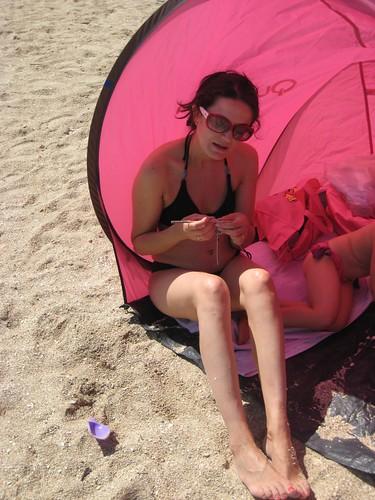 Crochet da spiaggia :)