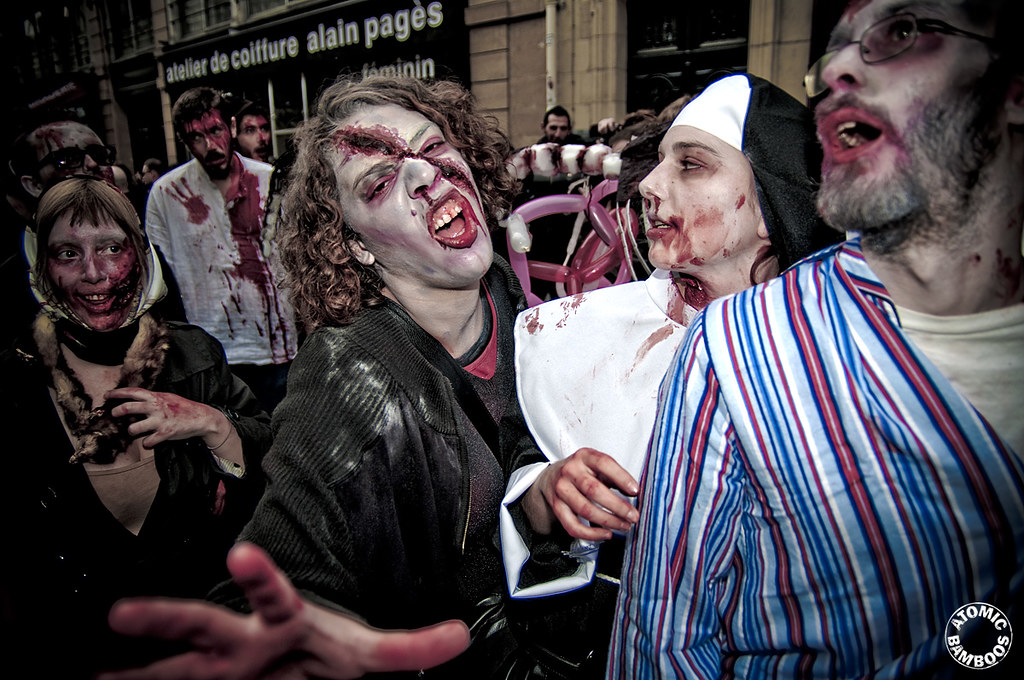The World S Best Photos Of 2009 And Zombies Flickr Hive Mind