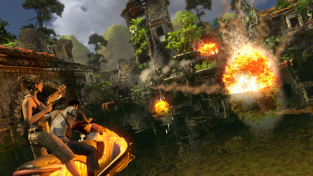 Naughty Dog: Uncharted Drake's Fortune