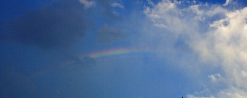 Rainbow Piece