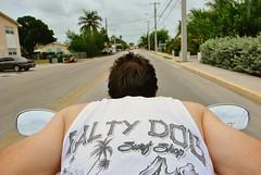 (lunitalaura) Tags: street florida scooter harley illegal keywest saltydog