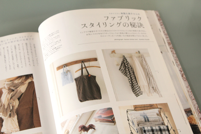 Linen & Cotton Magazine