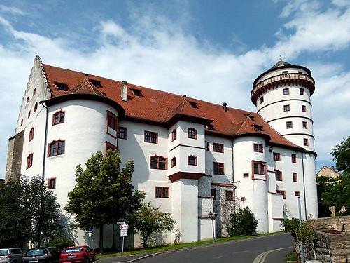 Schloss Grumbach 1
