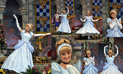 Cinderella at Coronation Ceremony (Angelasews) Tags: dance princess disneyland ceremony disney cinderella princessfantasyfaire royalcoronation
