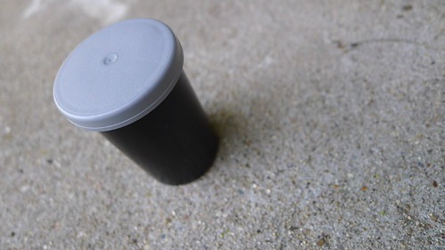 geocache replacement container