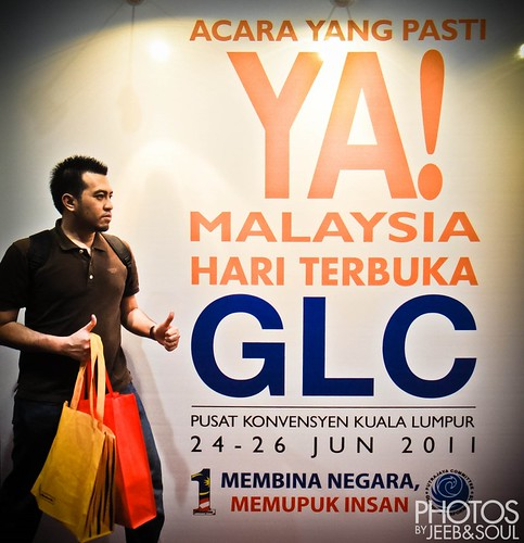 GLC Open Day 2011 @ KLCC
