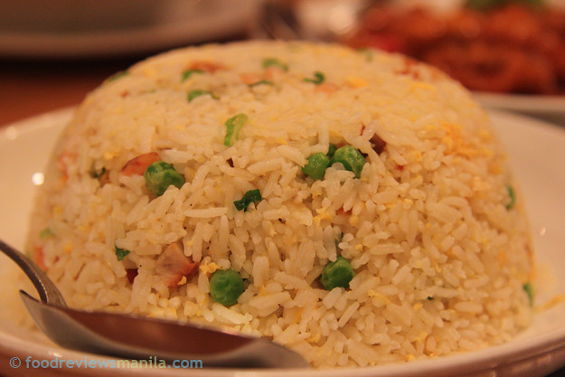 David's Tea House Yang Chow Fried Rice