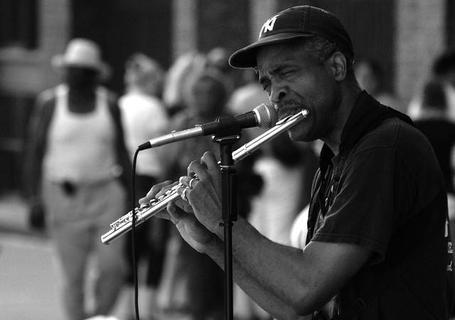 Jazzy Flute