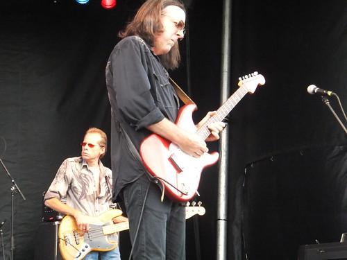 Jim Suhler and Monkey Beat at Ottawa Bluesfest 2011