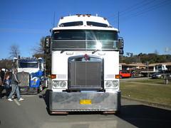 TSD big Kenworth K108 (KW BOY) Tags: show tractor truck prime big cab transport over australian semi lorry alexandra rig express trailer coe haulin mover trucking kw kenworth 2011 tsd k108