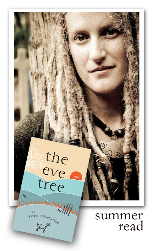 Rachel's book: The Eve Tree