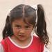 Menina curiosa a nos olhar - St. A. de los Cobres
