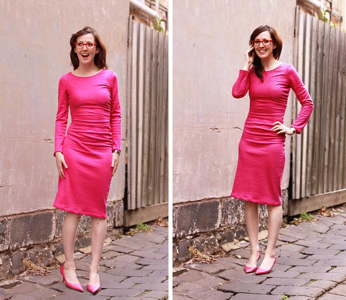 Pink Dress #4