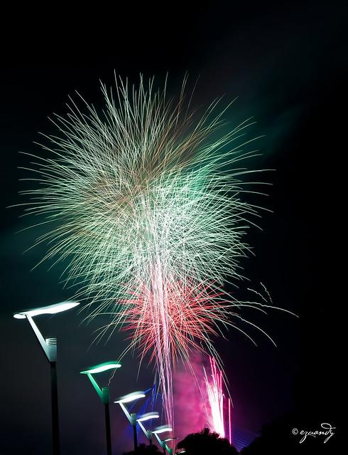 Firework Fiesta Floria Putrajaya