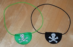 Pirate Eye Patch 2