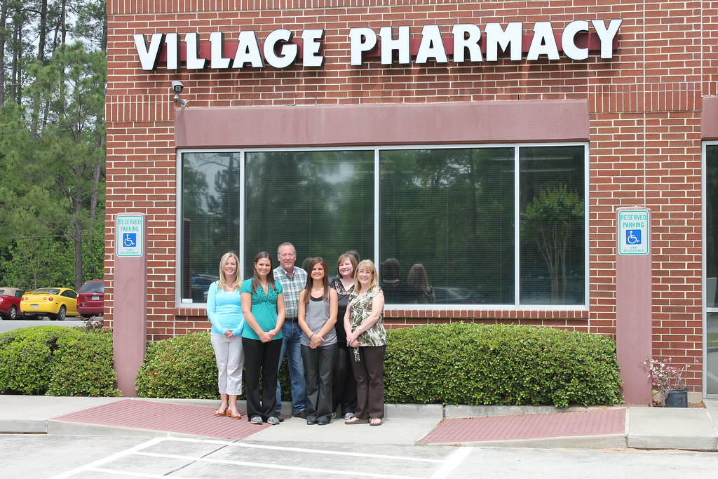 Village Pharmacy Conroe, TX