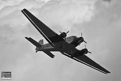 D-CDLH - D-AQUI - 130714 - Lufthansa Berlin-Stiftung - Junkers Ju-52 3mg8e - 110710 - Duxford - Steven Gray - IMG_8112