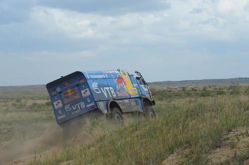 Silk Way Rally 2011