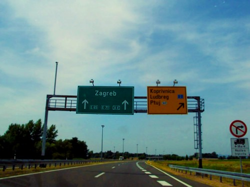 Budapest to Zagreb: Roadtrip and its preparation
