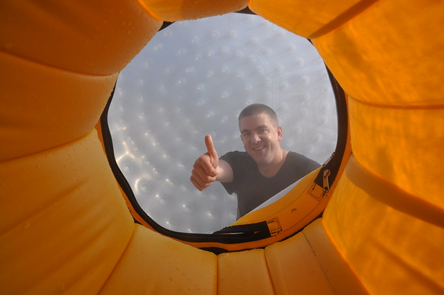 What is Zorbing