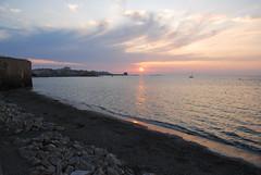 Sunset#3 (Michele Naro) Tags: italien sunset sea italy nikon meer tramonto mare sonnenuntergang sicily sicilia trapani sizilien d80