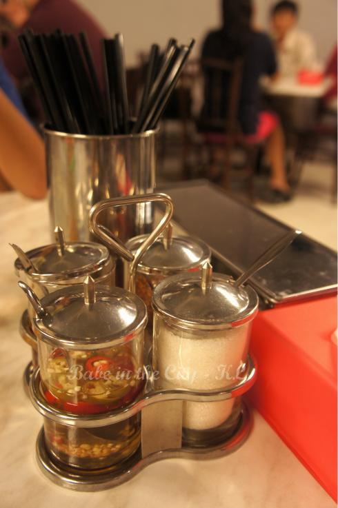 Thai Condiments