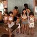 Escola na aldeia indigena