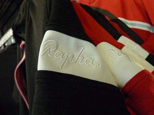 Rapha, Insignia
