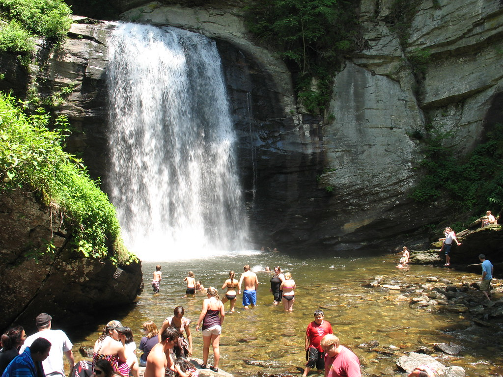 Best Waterfalls In North Carolina Waterfalls In South