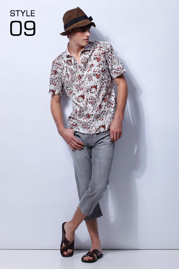 Robert Rae0131_23区 HOMME 2011 Spring & Summer Collection