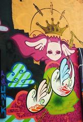 graffiti la rochelle le gabut (thierry llansades) Tags: streetart wall painting graffiti mural graf spray peinture urbanart painter 17 graff larochelle aerosol bombing graffitis fresque aunis gabut legabut