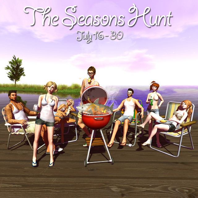 The Seasons Hunt Summer 2011
