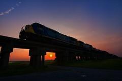 CSX 662 Q647 Rahm IN 16 July 2011 (Train Chaser) Tags: csx ac6000cw csxq647 csxhendersonsub csxt662