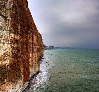 Cliffs of Sotteville - Normandy - France