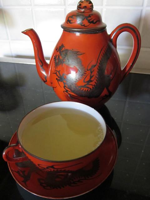 Roasted Oats Tea