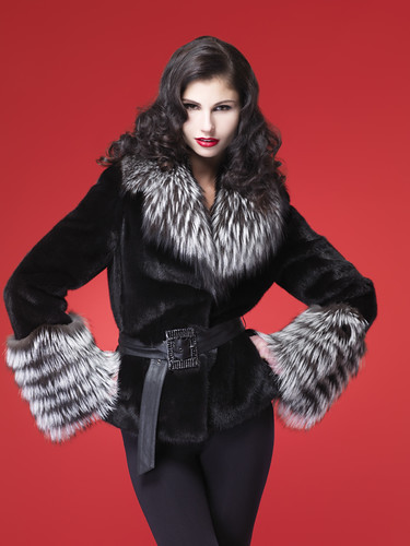 e182367f8c60 A Preview of a Few Beautiful Fur Pieces from the New Keka Designer Fur  Collection Represented