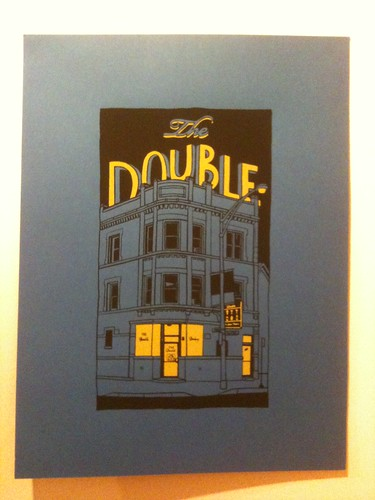 The Double Screenprint
