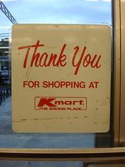 Kmart (Franklin Road) (Joe Architect) Tags: 2011 favorites yourfavorites myfavorites sign signs joesgreatesthits virginia va