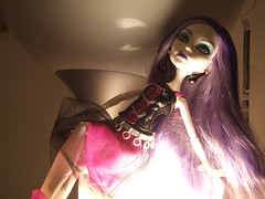 SPECTRA VONDERGEIST - Figlia degli Spiriti... (Akemi^_^) Tags: blue home monster de high doll dolls zombie barbie frankie nile collection horror spectra cleo stein mattel mostro collezione bambola lagoona yelps ghoulia draculaura