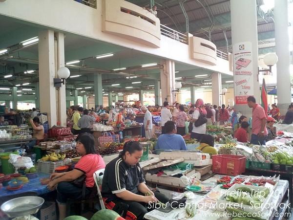 Firefly trip - Sibu Central Market, Sarawak.02-1