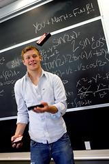 aPortrait036 (cary_edmondson) Tags: ca portrait favorite chalk student unitedstates spotlight turlock math mathematics chalkboard studentspotlight garyuribe