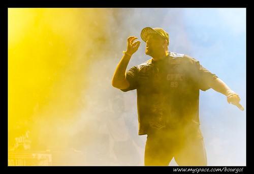 Dour Festival 2011 mashup foto - Cypress Hill @ Dour Festival 2011
