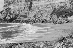 (Rupes72) Tags: sea praia beach portugal mar sand cabo areia foz sesimbra espichel