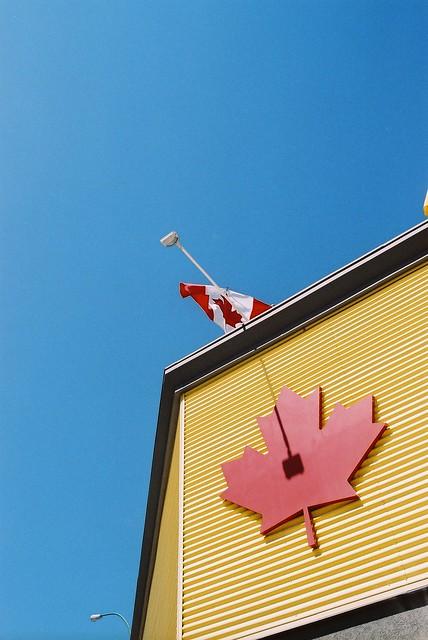 加拿大遊學日記 The END (底片照)