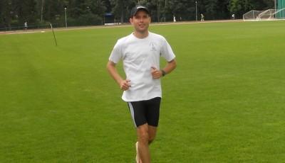 Běh a maximální rychlost