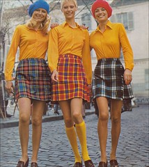 the 1970s-1972 mini-skirts (april-mo) Tags: miniskirts vintagemagazine 1970sfashion vintagemagazineforwomen vintageminiskirts 1972fashion