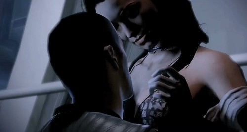 Bioware Defends 'Sexy' Character Portrayals in Mass Effect