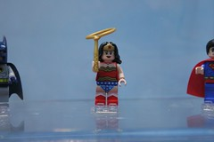 Wonder Woman - LEGO Super Heroes Minifigs - DC Comics