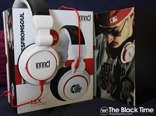 Hip Hop Comes From Soul Headphones